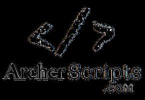 Archer Scripts